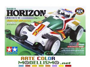 Mini 4wd Tamiya 18073 Dash 0 Horizon