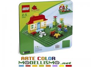 LEGO 2304 Duplo BASE VERDE