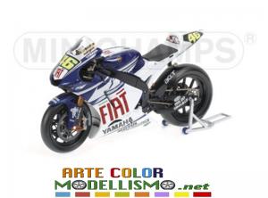 MINICHAMPS PMA ITEM 122 073046 YAMAHA YZR M1 MOTO GP 2007 VALENTINO ROSSI 1/12 SCALE