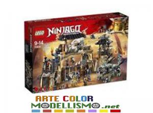 LEGO NINJAGO item 70655  La fossa del dragone