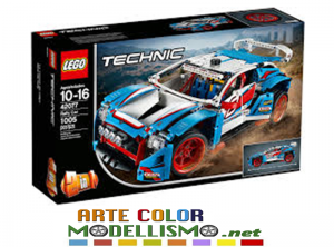 LEGO TECHNIC ITEM 42077 Auto da rally