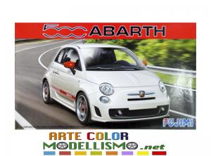 FUJIMI ITEM 12372 FIAT 500 ABARTH  1/24 SCALE