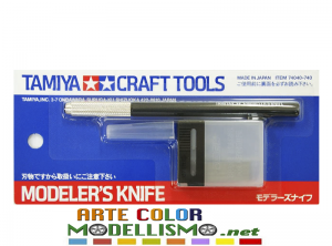 MINI 4WD TAMIYA CRAFT TOOLS ITEM 74040 KNIFE TAGLIERINO ACCESSORIO PER MODELLISMO