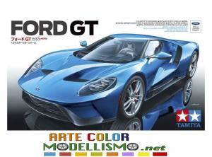 TAMIYA ITEM 24346 FORD GT  1/24 SCALE SPORTS CAR SERIES MODEL