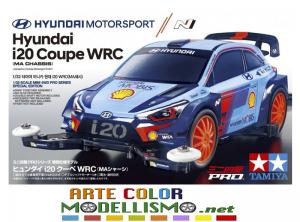 MINI 4WD TAMIYA ITEM 95517 HYUNDAI i20 WRC MA CHASSIS LIMITED EDITION