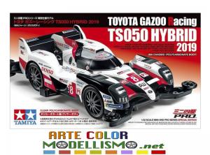 MINI 4WD TAMIYA ITEM 95533 TOYOTA GAZOO Racing TS050 Hybrid 2019