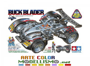 MINI 4WD TAMIYA ITEM 95532 BUCK BLADER SPECIAL EDITION MECHANICAL