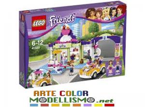 LEGO FRIENDS ITEM La Yogurteria di Heartlake
