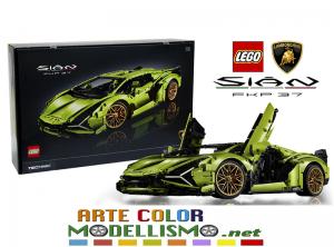 LEGO TECHNIC ITEM 42115 Lamborghini Sián FKP 37