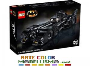 LEGO BATMAN ITEM 76139  Batmobile 1989