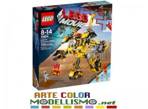 LEGO MOVIE ITEM 70814 Emmet's Constructo – Mech
