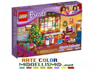 LEGO Christmas ITEM 41131 Calendario dell'Avvento  Friends