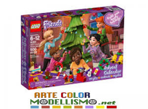 LEGO Christmas ITEM 41353 Calendario dell'Avvento Friends