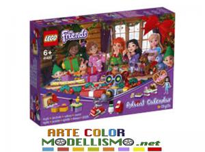 LEGO Christmas ITEM 41420 Calendario dell'Avvento Friends