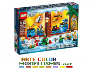 LEGO Christmas ITEM 60201 Calendario dell'Avvento City