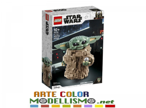LEGO STAR WARS ITEM 75318 Il Bambino THE MANDALORIAN