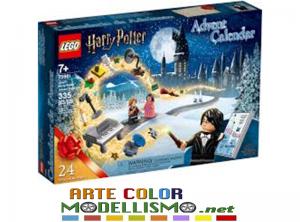 LEGO Christmas ITEM 75981 Calendario dell'Avvento HARRY POTTER Calendario dell'Avvento HARRY POTTER