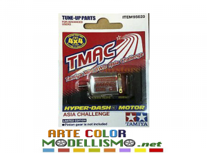 MINI 4WD TAMIYA ITEM 95620 MOTORE HYPER DASH TMAC ASIA CHALLENGE 2021