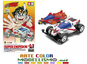 NEW IN ARRIVO MINI 4WD TAMIYA ITEM 95623 DASH 01 SUPER EMPEROR TYPE 3 CHASSIS LIMITED EDITION KIT