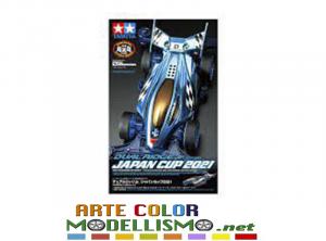 MINI 4WD TAMIYA ITEM 95143 DUAL RIDGE JAPAN CUP 2021